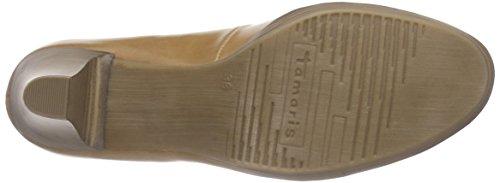 Tamaris 22410 - Tacones Mujer Marrón - Braun (ANTELOPE 375)