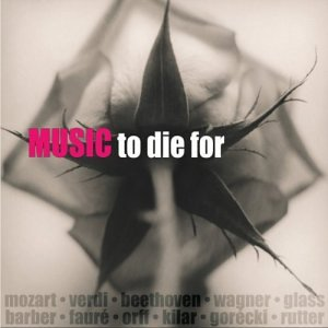 UPC 747313241125, Music to Die for