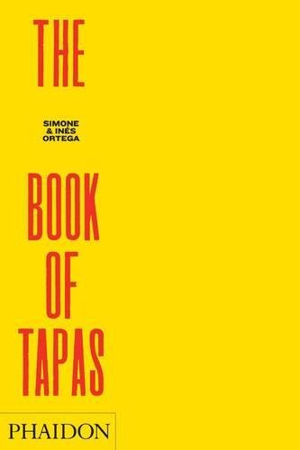 The Book of Tapas by Simone Ortega, Inés Ortega