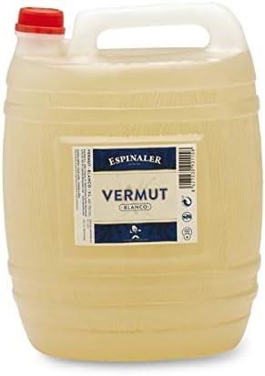 Vermut blanco 5l. Espinaler