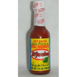 El Yucateco Red Habanero Hot Sauce by El Yucateco