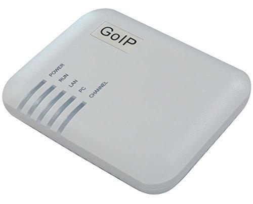 ANYSUN@GSM VOIP Gateway GOIP-1 Support Asterisk,Trixbox,3CX