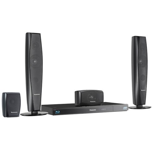panasonic 3d home theater system - 3
