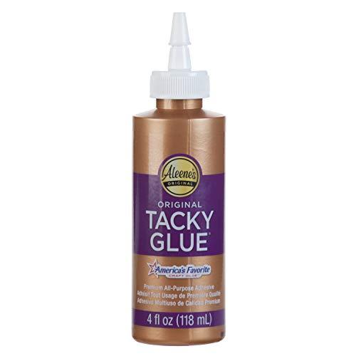 Aleene's Original Tacky Glue, 4 Fl. Oz (Pack of 1)