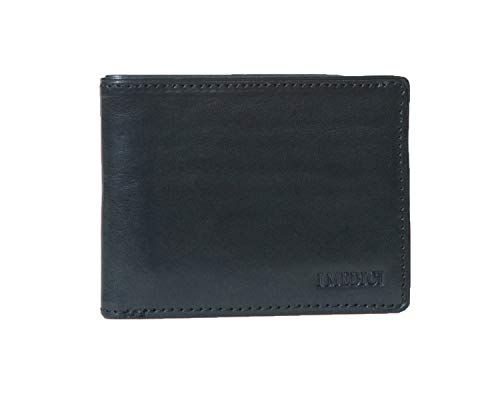 I I Black Medici Wallet Classic for Medici Bifold Men UrRxnwUq6