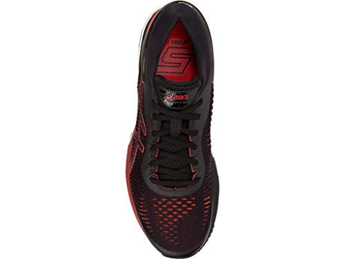 ASICS Gel-Kayano 25 Men's Running Shoe, Black/Classic Red, 7 D US by ASICS (Image #6)