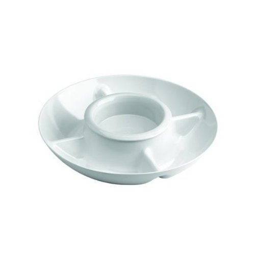 Gourmet's Best Premium Removable Electric Heated Chip and Dip Tray Atico International USA Inc