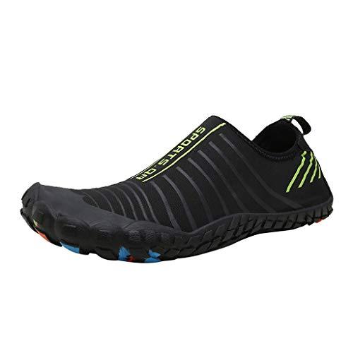 (Yucode Mens Hiking Water Shoes Barefoot Aqua Swim Walking Shoes Swim Surf Exercise Yoga Hiking Sport Exercise)