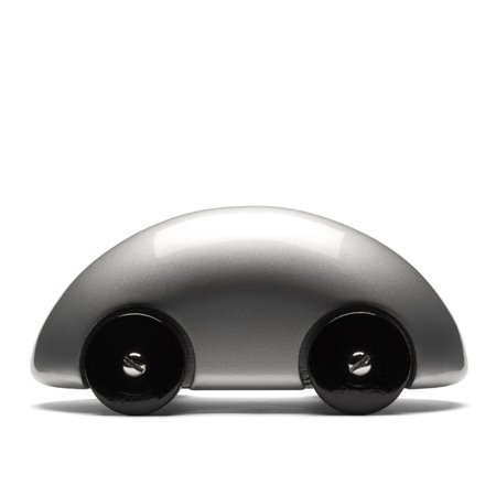 Streamliner Classic Car Color: Silver by Playsam