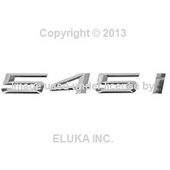Amazon Com Bmw Genuine Emblem Z4 For Trunk Lid For Z4 2