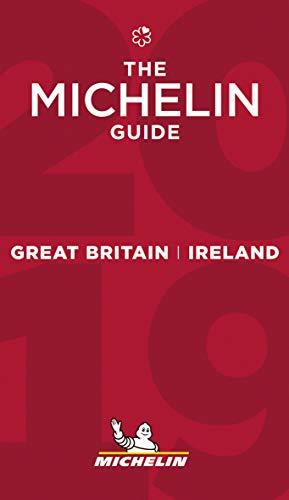 MICHELIN Guide Great Britain & Ireland 2019: Hotels & Restaurants (Michelin Red Guide)...