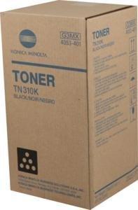 Konica Minolta bizhub C450 Black Toner (11500 Yield) - Genuine OEM toner