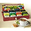 Bigelow Tea Company Products - Tea Tray Pack, 8 Assorted Teas, 64/BX - Sold as 1 BX - Tea bags are individually wrapped.