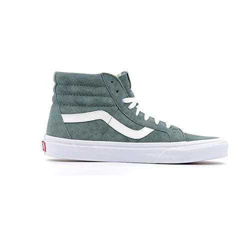 Stormy White Weathe pig Sk8 Weather Vans True Hi Reissue Suede AUFcqXz