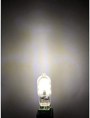 Lights Bulbs 1pc 3 W 200-300 lm G4 LED Bi-pin Lights T 12 LED Beads SMD 2835 Lovely 12 V Beam Angle : 360/°, Connector : G4-Cold White-DC 12V