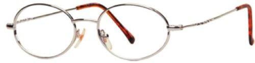 Triumph Optical Venice Unisex Eyeglasses Silver & Matte - Optical Venice