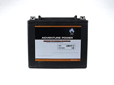 UPG UBVT-1 Adventure Power V-Twin Battery