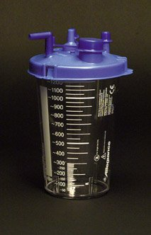 Medi Vac Suction Canister - 6