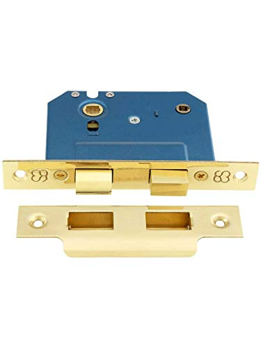 Privacy Mortise Lock with 2 1/4