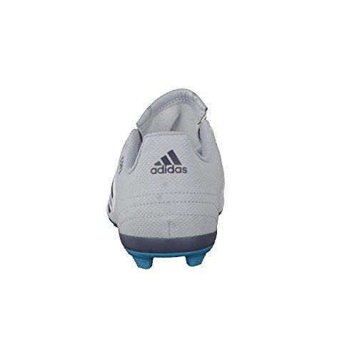 adidas Copa 17.4 Fxg, Botas de Fútbol Unisex Niños Gris (Clear Grey / Footwear White / Onix)
