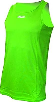 Camiseta EKEKO XRACE DE Tirantes para Hombre, Running, Atletismo, y Deportes en General. (XXL, Verde): Amazon.es: Deportes y aire libre