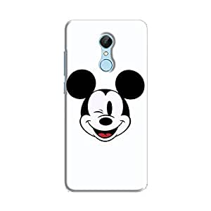 Cover It Up - Wink Mickey Redmi 5 Hard Case