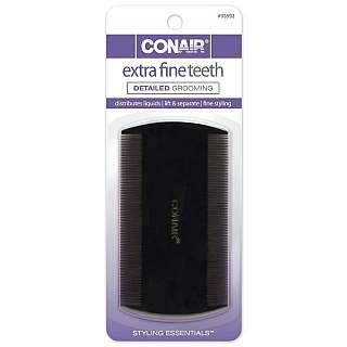 CONAIR BRUSH CORPORAFINE TOOTH COMB93593
