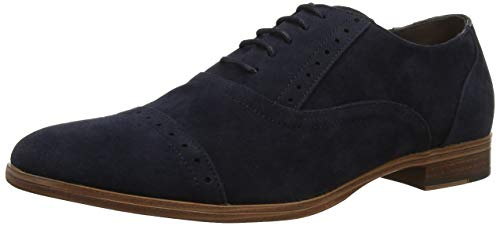 Norwood Blu Uomo Scarpe Look New Navy 41 Stringate Oxford qg5Wnf