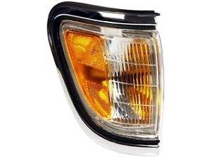 95 96 97 Toyota Tacoma (4wd Only) Passenger Cornerlamp Cornerlight Chrome Trim NEW 8161004040 TO2521143