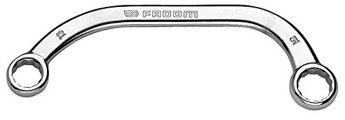 Facom 19mm Insulated Box End Wrench, Metric, Insulated, Number of Points: 12 - (Insulated Box End Wrench)