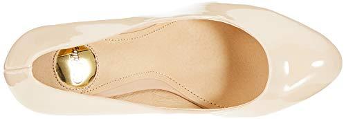 Beige New 01 nude Buffalo Scarpe Con H748 1 000 Tacco Donna 0wqxOZw
