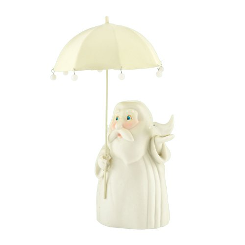 Department 56 Snowbabies The Rain Came Noah Figurine, 2.76 inch