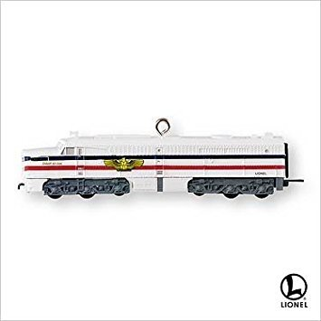 Hallmark Keepsake Ornament Lionel Trains Series - Freedom Train Locomotive 2007