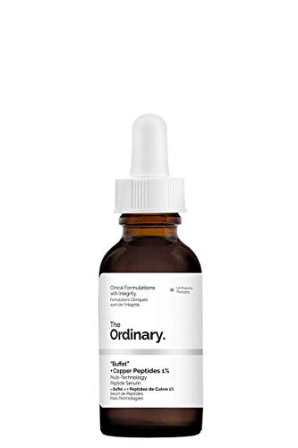 The Ordinary Buffet + Copper Peptides 1% (Best Copper Peptide Skin Care Products)