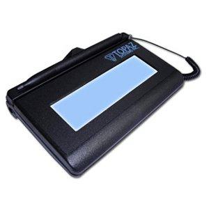 Lcd Ruggedized - Topaz Systems KioskGem T-L462-KA Electronic Signature Capture Pad T-LBK462-KAHSB-R