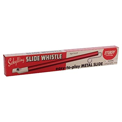 Large Slide Whistle by Schylling: Toys & Games