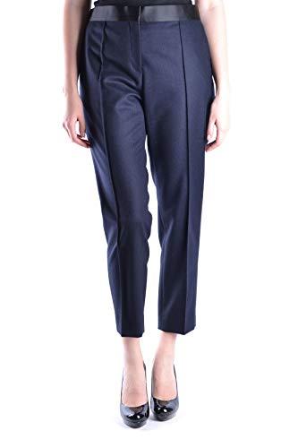Céline Pantaloni Donna Blu Lana Mcbi14504 rdrTCq0wx