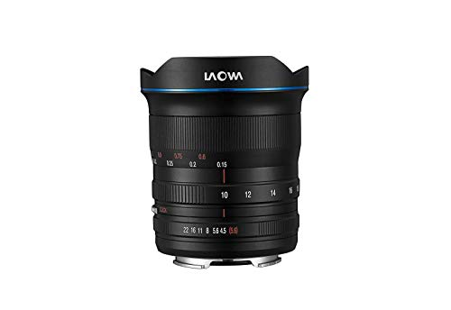 Laowa 10-18mm f/4.5-5.6 Zoom Lens for Sony FE-Mount (Full Frame)
