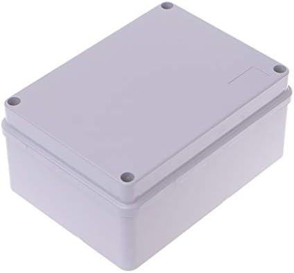 YoungerY Caja de Empalme de plástico Resistente al Agua (1 PC) 150 * 110 * 70mm: Amazon.es: Hogar