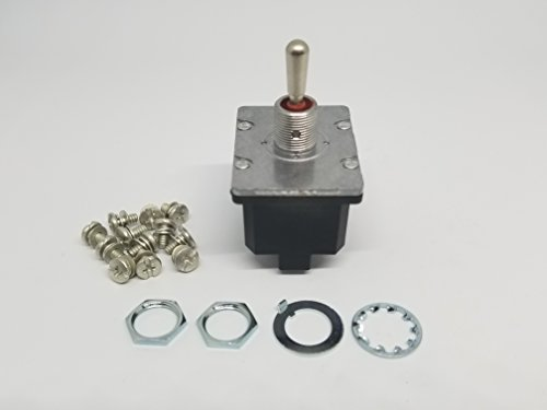 116382 Toggle Switch - Fits Skyjack by PartsFlo