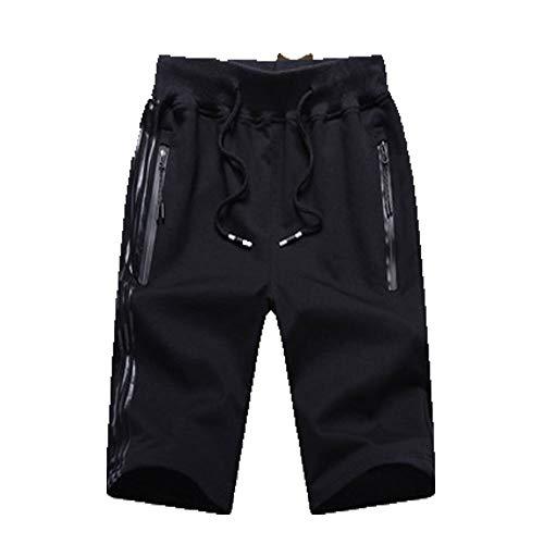 (Soluo Mens Shorts Basketball Running Bike Short ice Silk Men's Underwear Thong Bikini Bottom)