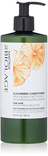 BIOLAGE Cleansing Conditioner For Fine Hair, 16.9 Fl Oz