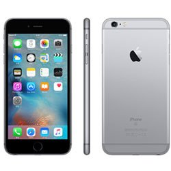 【SIMロック解除済】 Apple iPhone6s 16GB スペースグレイ Softbank   B07BY6P4CV