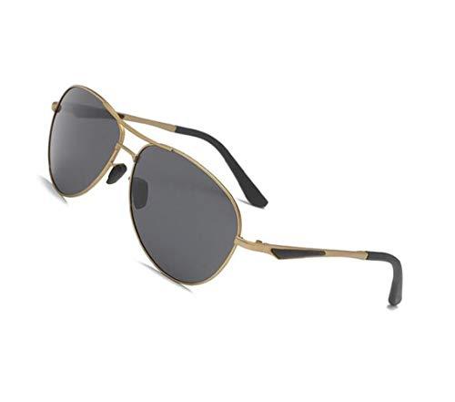 sol libre pesca al sol de gafas Mujeres FlowerKui Moda protectoras Hombres Ciclismo para Golden de Gafas polarizadas Esquí UV400 Gafas aire Conducción la wPSwq1Z