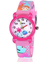 Gifts for 4 5 6 7 8 9 10 Year Old Girls, Mico Girl Watch Toys for 4-10 Year Old Girl Gift Birthday Present ()