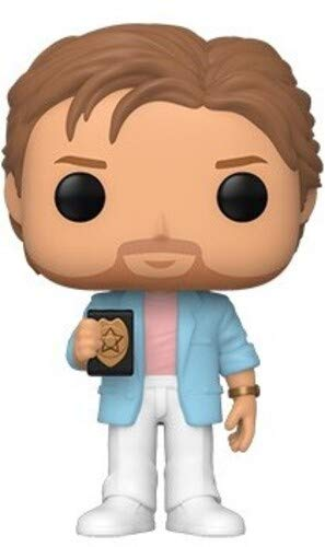Funko- Pop TV Miami Vice S2-Crockett Collectible Toy, Multicolor (410