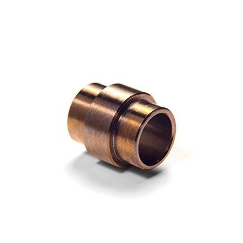 Flytanium Titanium Lanyard Tube for Spyderco Paramilitary 2 (Bronze)