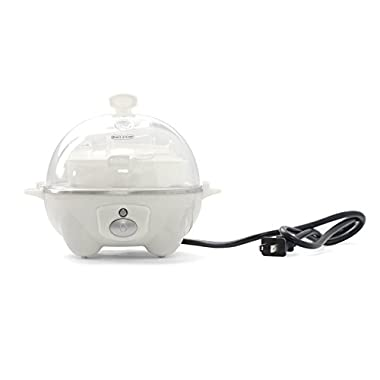 Dash Go Rapid Egg Cooker, White