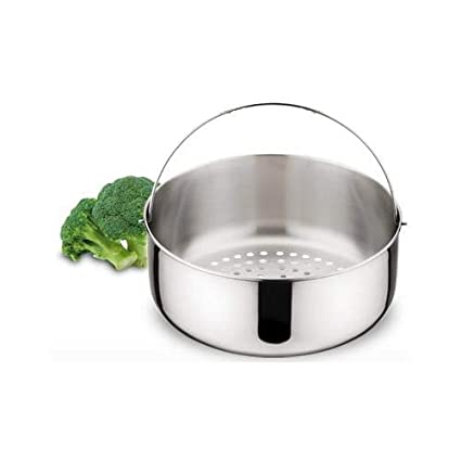 Cocinar al vapor con olla a presión