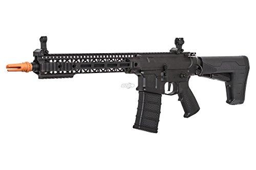 Aeg Army Classic (Classic Army Nemesis HEX Hybrid Elite Xtreme Carbine AEG Airsoft Gun w/BAS Stock (Black))